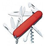 12-Function Swiss Style Pocket Knife $4 + free shipping