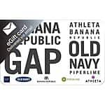 $25 Gap Options, GAP, Banna Republic or Old Navy eGift Card $21.25 (Email Delivery)