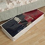 Underbed Organizing Storage Bin $4.99 + Free Shipping