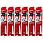 6-Pack Colgate 360 Optic White Dual Action Vibrating Toothbrushes (Soft Head) $19 + free shipping
