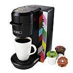 Mr. Coffee Single Cup K-Cup Brewing System $50 + free shipping