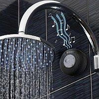 13deals.com Deal: Soundlogic Bluetooth Splash Proof Shower Speaker $14.89 + Free Shipping