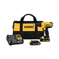 Rakuten (Buy.com) Deal: DeWalt 20V Max Lithium-Ion Drill/Driver Kit (DCD771C2) $84.99 with free shipping