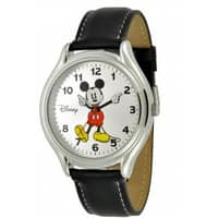 aSavings Deal: Disney Mens Mickey Mouse Analog Wrist Watch $12 shipped