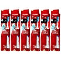 Shnoop Deal: 6-Pack Colgate 360 Optic White Dual Action Vibrating Toothbrushes (Soft Head) $19 + free shipping
