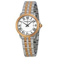 Shnoop Deal: Raymond Weil Women's Tango Collection Two-Tone Steel and Rose Gold PVD Watch $325 with free shipping