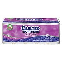 Target Deal: 30-Count Quilted Northern Ultra Plush 3-Ply Double Roll Toilet Paper $12.37 + Free Shipping