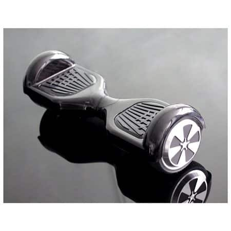 Self-Balancing Electric Scooter HoverBoard with Blue LED Light & Built-in Samsung Battery + $35 in Rakuten Super Points $234 + free shipping