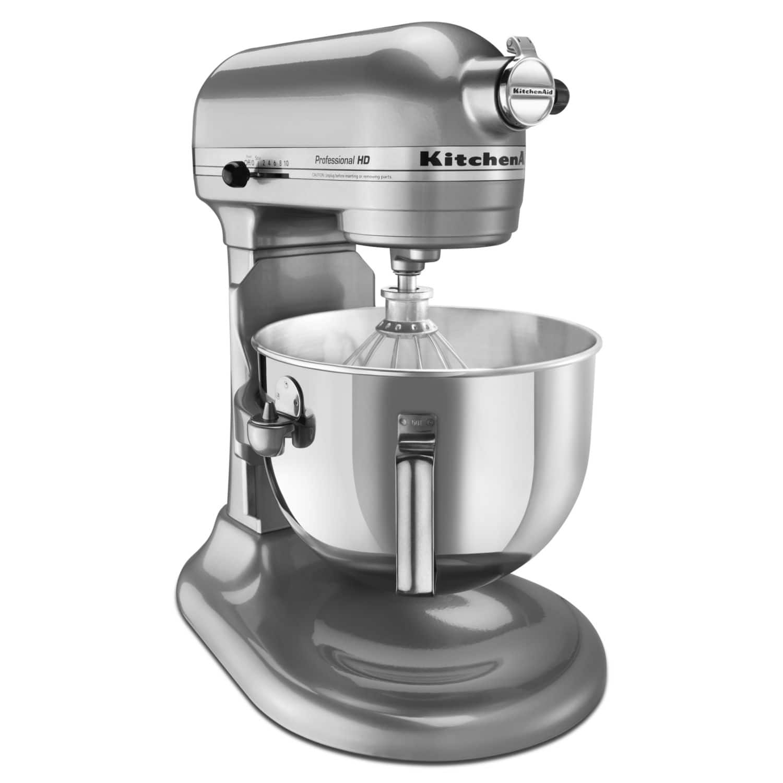 KitchenAid Professional HD 450w Lift-Bowl 5-Quart Stand Mixer ( KG25HOX) $250 + free shipping for Sams Club Members