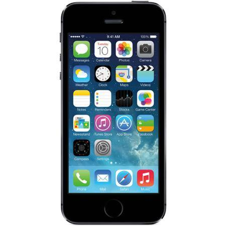 16GB Apple iPhone 5S 4G LTE Prepaid Smartphone for Straight Talk $149 + Free Shipping