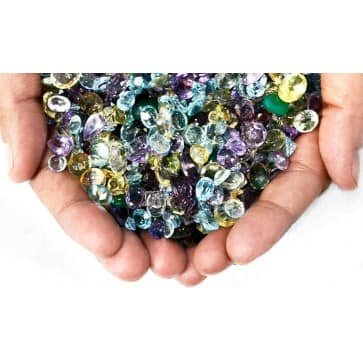 15.00 CTTW Loose Gemstones Assorted Summer Mix (for Arts, Crafts, Jewelry) $4 + Free Shipping