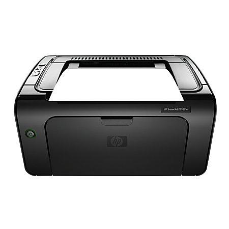 HP LaserJet Pro P1109w Wireless Monochrome Printer $64.99 + Free Shipping
