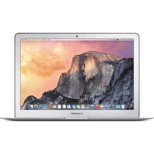 """Apple 13.3"""" MacBook Air Laptop Computer (Early 2015) w/ Apple Care: Core i5, 4GB, 256 PCIe-based Flash Storage, HD Graphics 6000  $829 + free shipping"""