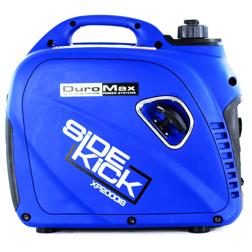 DuroMax 2000 Watt Digital Inverter Gas Powered Portable Generator $359.99 + free shipping