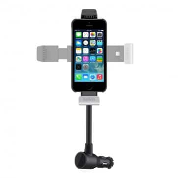 Belkin MFI Car Charger & Navigation Mount for iPhone SE/5/5S/5c/6/6S/6 Plus  $10 + Free Shipping