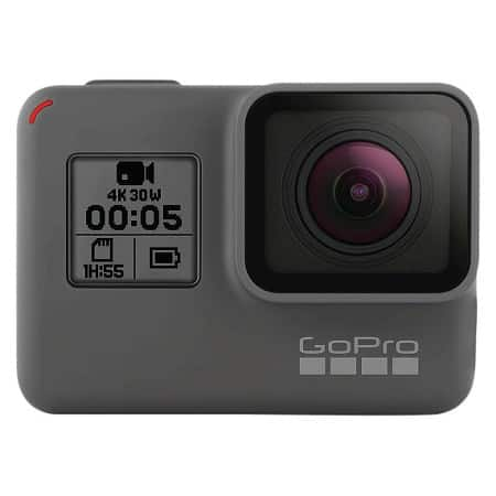 GoPro HERO5 + $40 Target Gift Card $359.99 w/ 10% Off Target Kid's Wish List App Coupon + Free Shipping