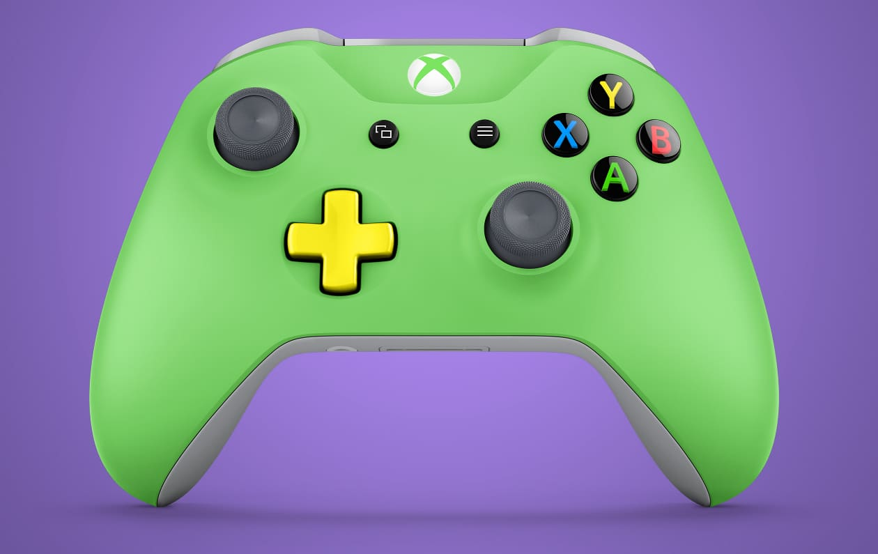 Microsoft Store - Exclusive Free Engraving for Xbox Design Lab With Controller Purchase