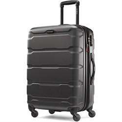 "Samsonite Omni Hardside Luggage: 20"", 24"" & 28"" Spinner Set $239, 24"" Spinner $89 & more with free shipping"