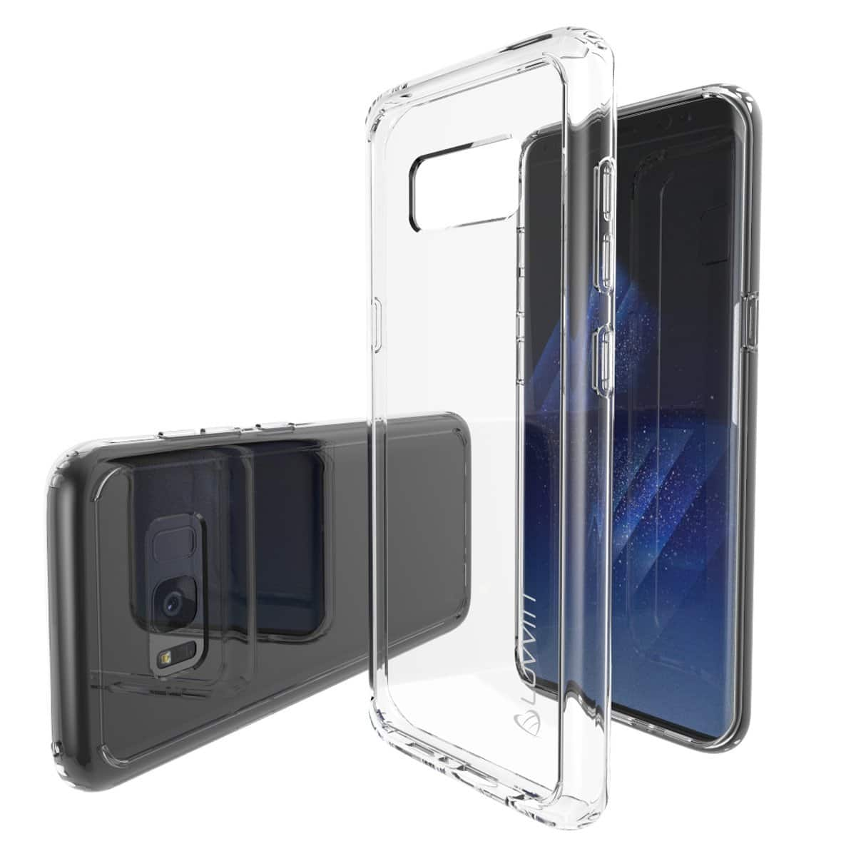 Luvvitt Cases: Samsung Galaxy S6/S7/S8/S8 Plus, LG G6 & More