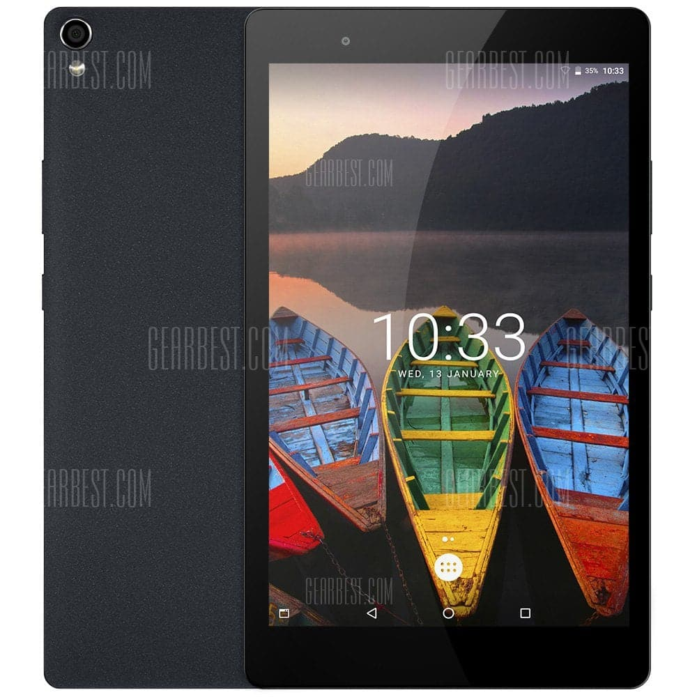 """Lenovo P8 Tablet - 8"""" 1920x1200 IPS, SD 625, 3GB RAM, 16GB storage, Android 6.0  $150 + Free Shipping - Gear Best"""