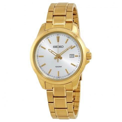 Seiko Men's Gold-Tone Watch $74.99 + Free Shipping