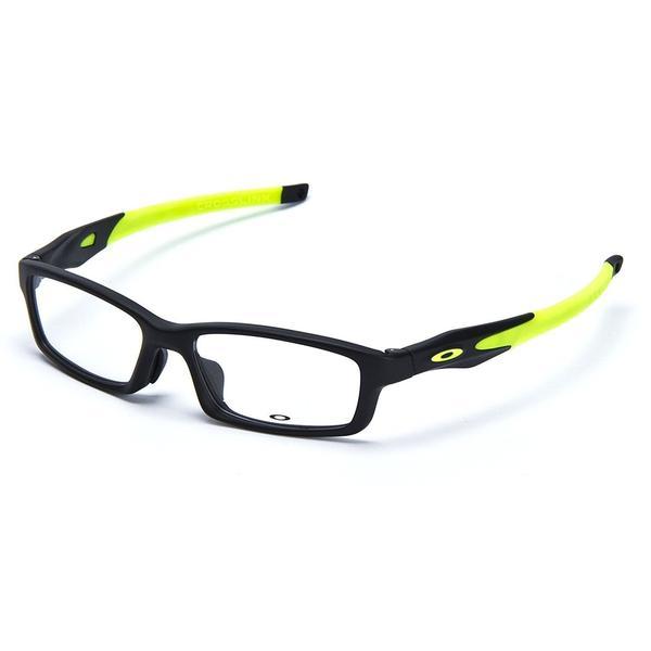 Oakley Crosslink RX Glasses (Satin Black/Lime) $60 + Free shipping $59.99