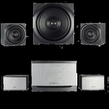 Thonet & Vander 2.1 Speaker System: Laut Bluetooth $69 or Dass $54 Shipped