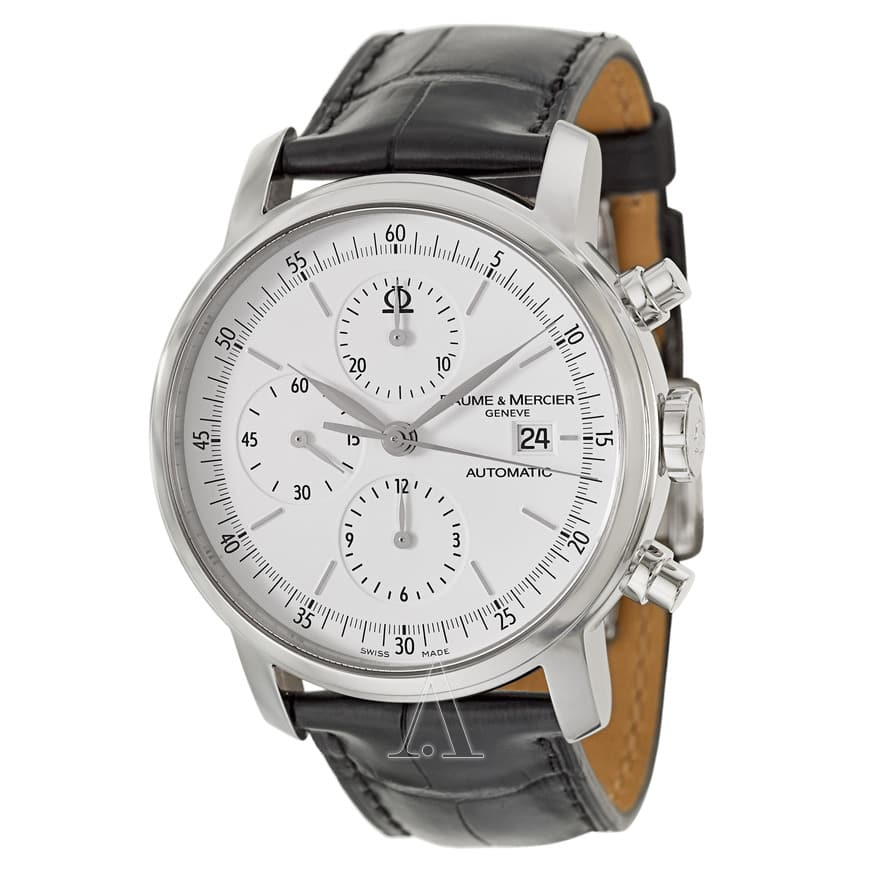 Baume and Mercier Men's Classima Automatic Chronograph Watch $1299 + Free Shipping