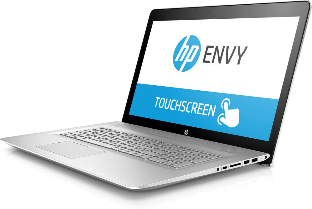 "HP ENVY M7-U109DX 17.3"" Touch Laptop Intel i7-7500 16GB 1TB NVIDIA 940MX W10 (Refurbished) $599.99 + Free Shipping"