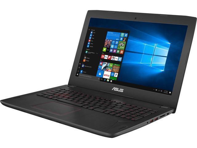 "ASUS FX502VD-NB76 15.6"" FHD Gaming Laptop, 7th-Gen Core i7-7700HQ 2.8 GHz, NVIDIA GeForce GTX 1050 4 GB, 16 GB DDR4 RAM, 256 GB M.2 SSD + 1 TB 5400 RPM HDD $880 + Free Shipping"