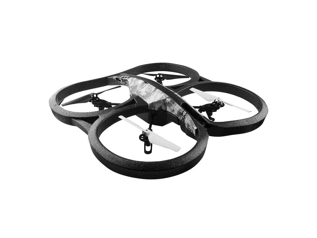 Parrot Snow AR Drone 2.0 Elite Edition Quadcopter with 720p HD Camera (Refurbished) $49.99 + free shipping