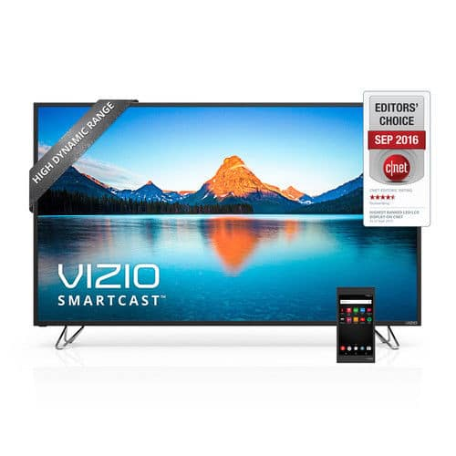 "VIZIO M65-D0 65"" Class 4K 2160P Smart Full Array LED Home Theater Display (Refurbished) for $699 + Free Shipping"