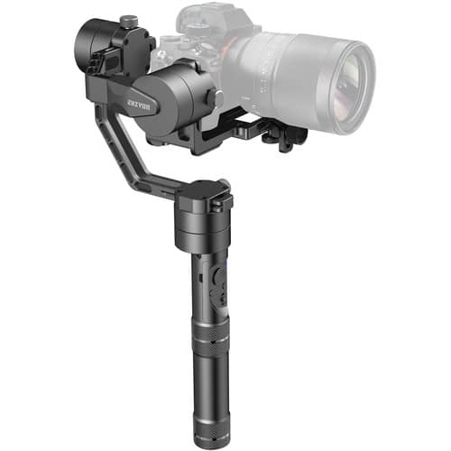 Zhiyun-Tech Crane v2 3-Axis Handheld Gimbal Stabilizer $479, Zhiyun-Tech Smooth-Q Smartphone Gimbal (Various Colors) $99 + Free Shipping