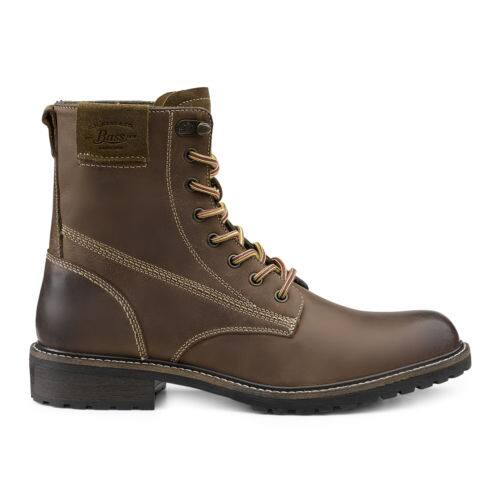 G.H. Bass & Co. Men's Brodie Genuine Leather Rugged Boot $39.99 + Free Shipping