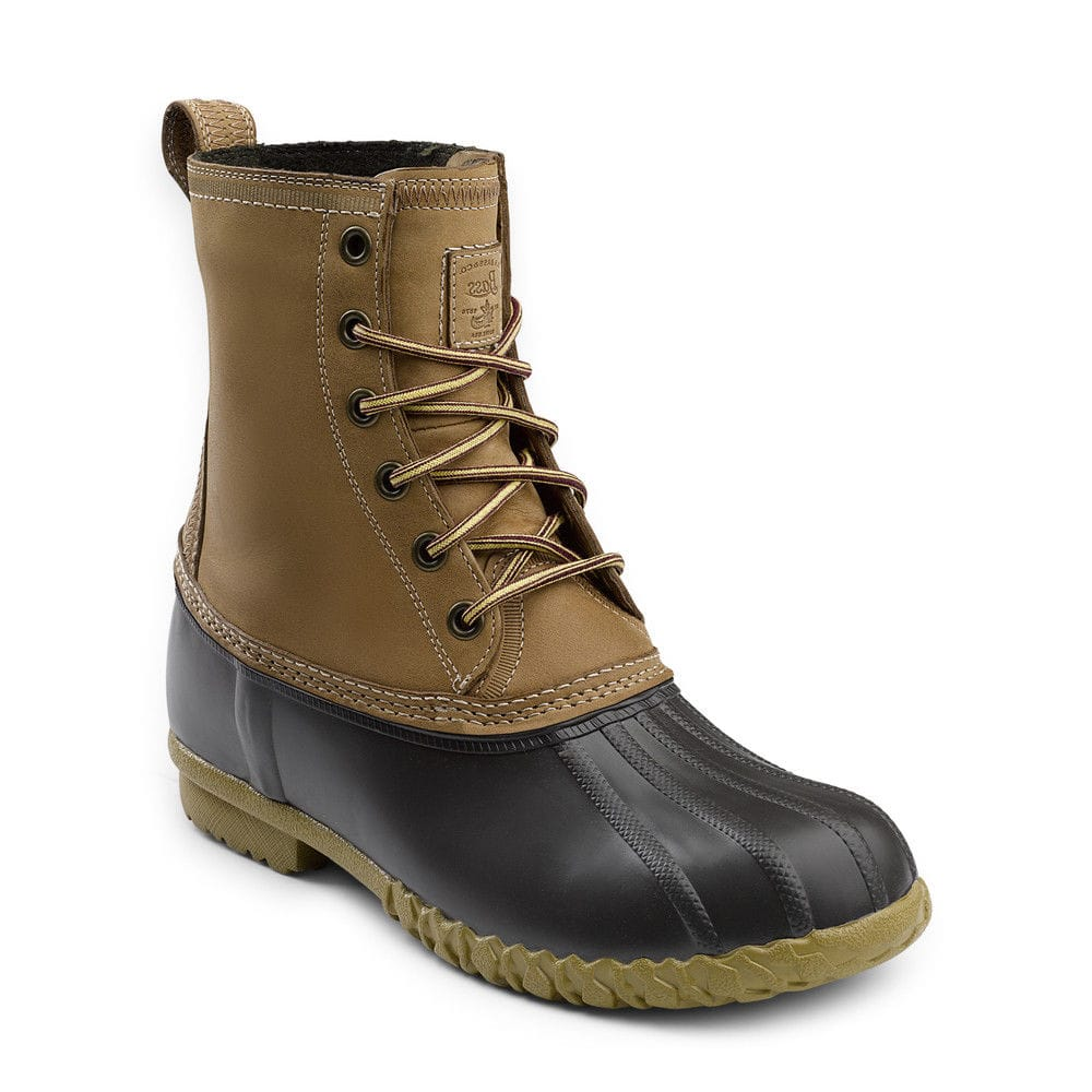G.H. Bass & Co. Men's Dixon Genuine Leather Lace-up Duck Boot $34.99 + Free Shipping