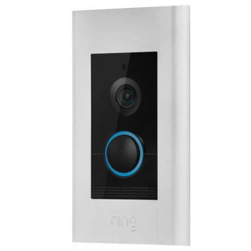 Ring Video Doorbell Elite $359 + Free Shipping