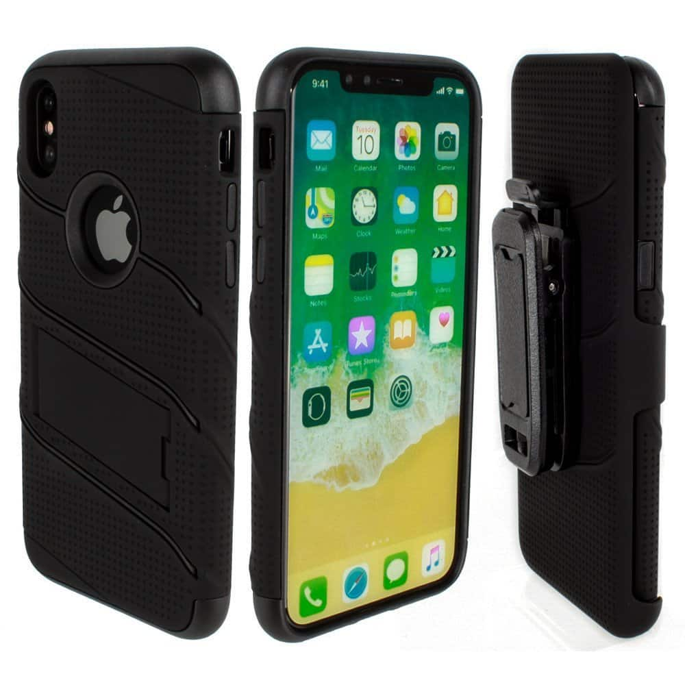 Cellular Outfitter Cases for iPhone X, Galaxy S8/S8 Plus, Note 8 & More - from $2.99 to $5.99 + Free Shipping w/ Prime or $25+