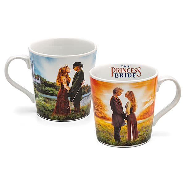 The Princess Bride 12oz Ceramic Coffee Mug $4.99 + Free shipping $5