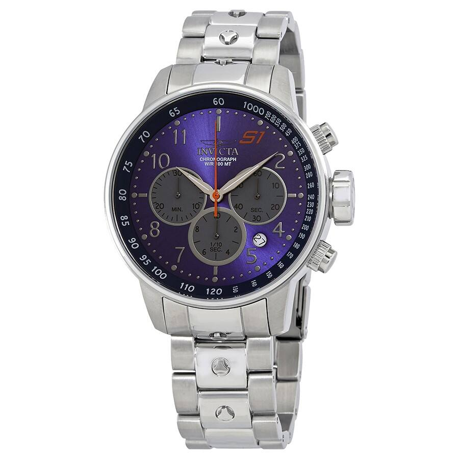 Invicta Men's S1 Rally Chronograph Watch $75 + Free Shipping