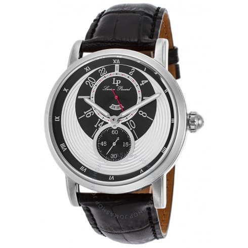 Lucien Piccard Men's Santorini Dual Time Watch (various styles) $45 + Free Shipping