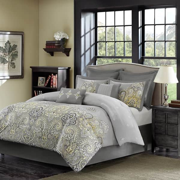 8-Piece Comforter Sets (various) from $35 + free shipping on $75+