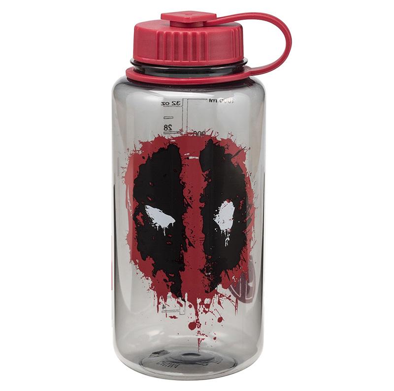 Deadpool Tritan 32oz. Water Bottle $4.99 + free shipping