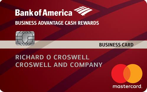 Bank of America® Business Advantage Cash Rewards Mastercard®