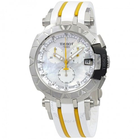 Tissot Men's T-Race Chronograph Watch $289 + Free Shipping