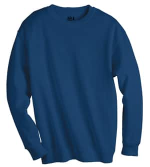 3-Pack Fruit of the Loom Super Heavyweight Cotton Crewneck Sweatshirts (Navy Blue) $13 + Free shipping