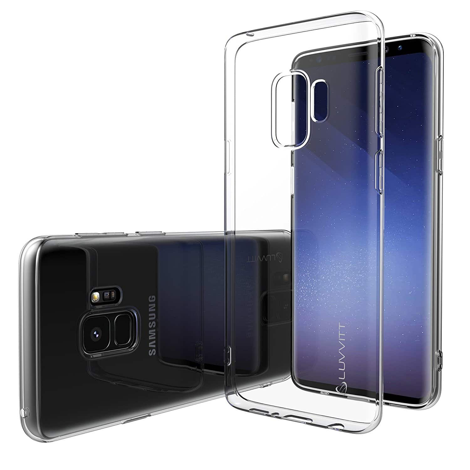 Luvvitt Cases for Samsung Galaxy S9/S9 Plus $4.42 & More + Free Shipping with Amazon Prime