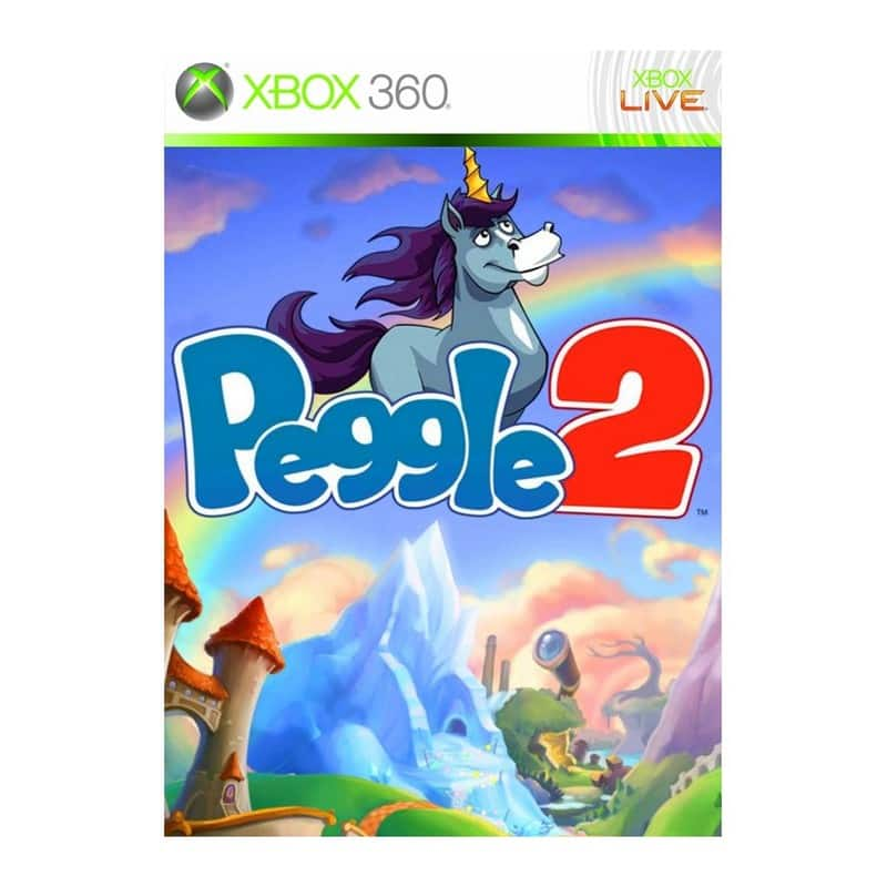 Xbox 360 Digital Games: Carnival Games (Kinect) or Peggle 2 $1.25