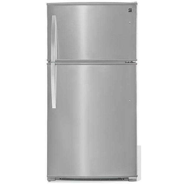 Kenmore Appliances Kenmore 21 Cu Ft Top Freezer