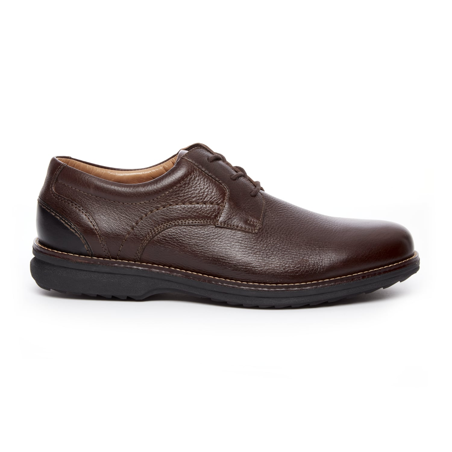 Rockport Private Sale: Extra 30% Off Men's and Women's Shoes: Men's Premium Class Plain Toe Oxford $41.99, Women's Seven to 7 High Plain Pump $48.99 & More + Free Shipping