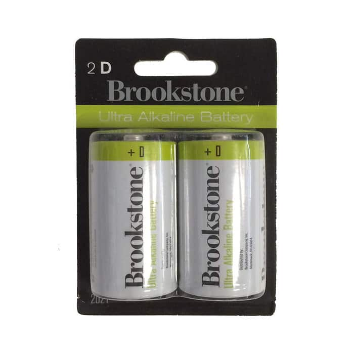 Brookstone Spring Clearance Sale: 2-Pack Brookstone Alkaline D or C Batteries $1.49, 3-Pack Dustin Screen Cleaner $0.98, Hamleys Guardsman Teddy Bear $6.99 & More + Free Shipping